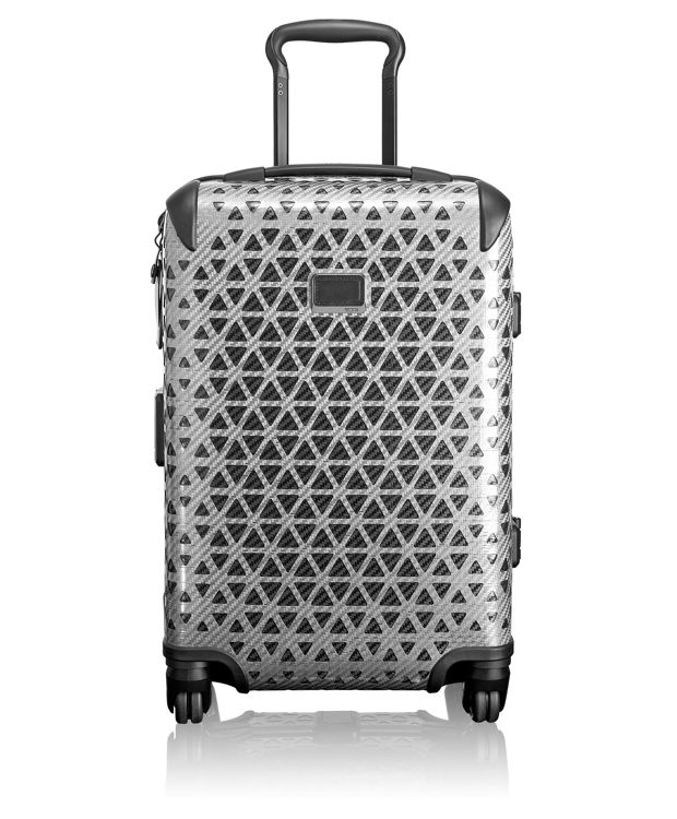 International Carry-On in Black / T-Graphite