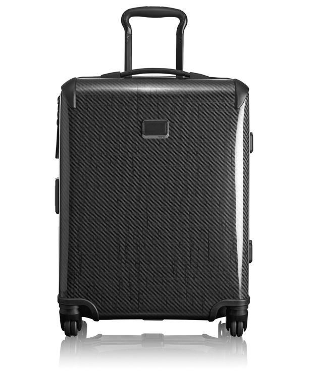 Continental Carry-On in Black Graphite