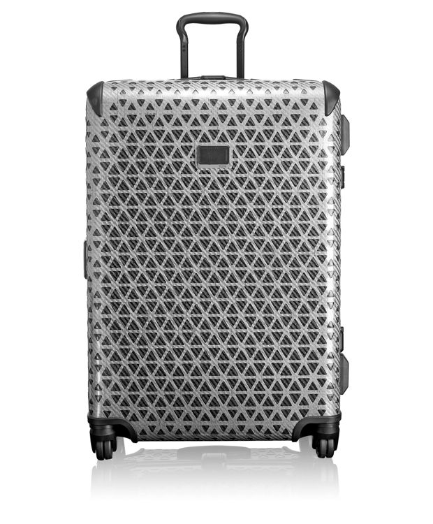 Large Trip Packing Case in Black / T-Graphite