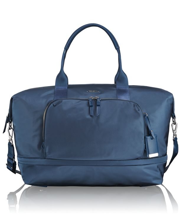 Durban Expandable Duffel in Cadet