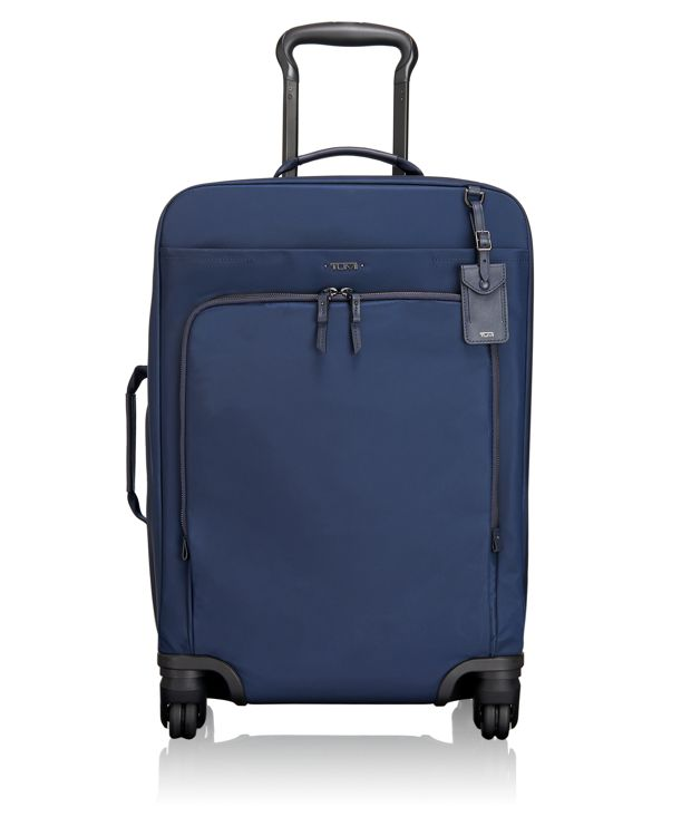 Super Léger International 4 Wheeled Carry-On in Indigo
