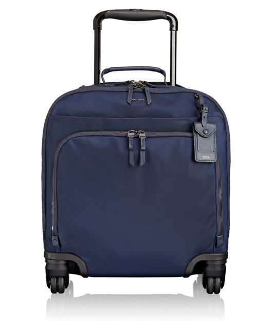 Oslo 4 Wheeled Compact Carry-On in Indigo