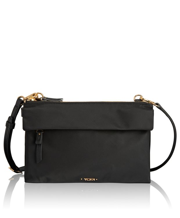 Tristen Crossbody in Black