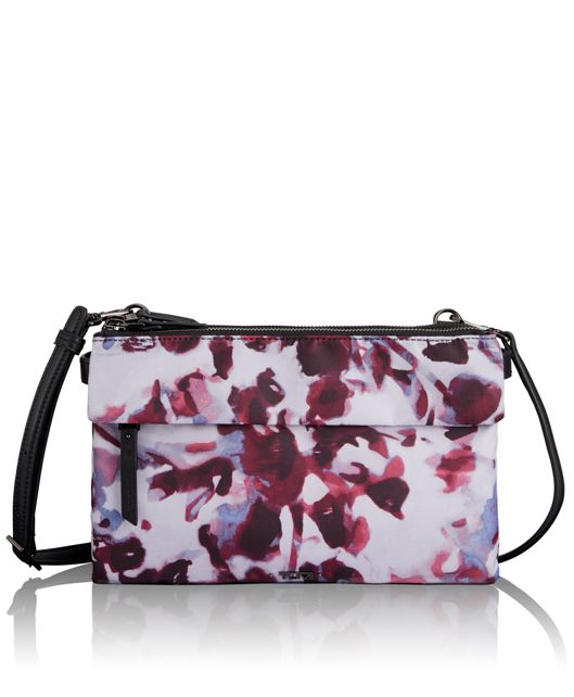 Tristen Crossbody in ORCHID FLORAL