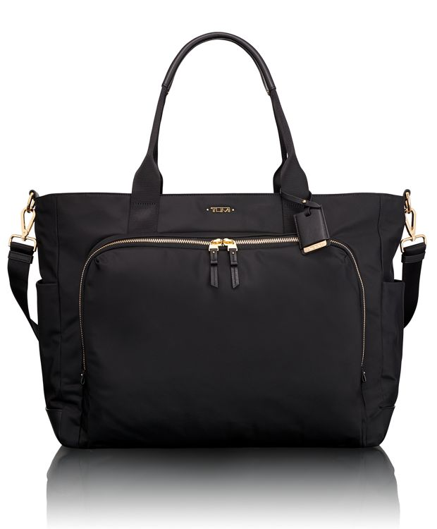 Mansion Carry-All in Black