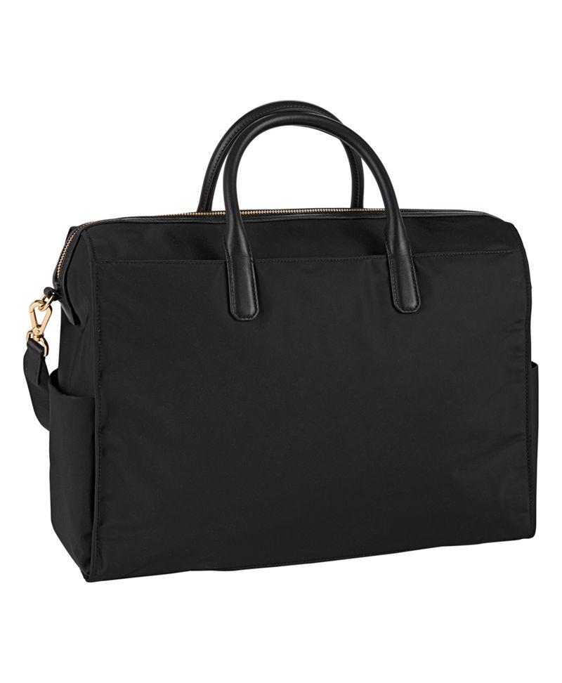 Tumi Voyageur Dara Carryall (Black) Luggage ahsc6IB