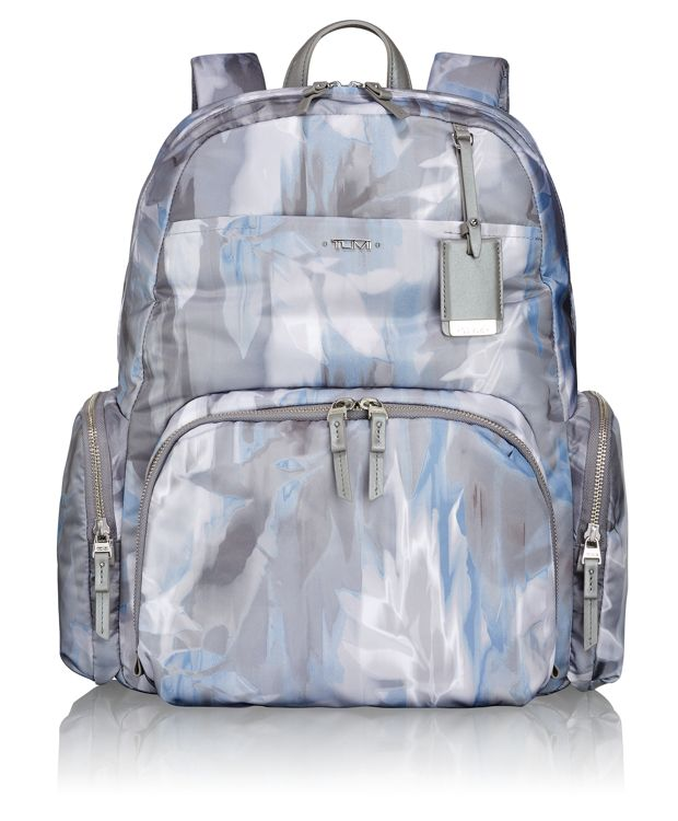 Calais Backpack in Blur Print