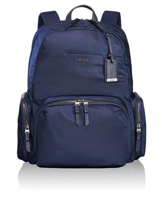 Calais Backpack in Indigo