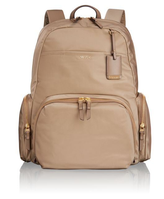 Calais Backpack in Khaki