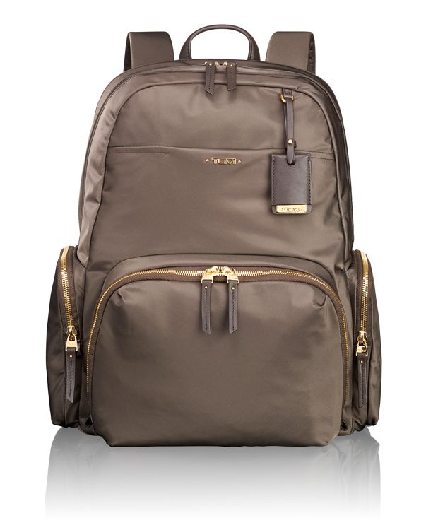 Calais Backpack in Mink