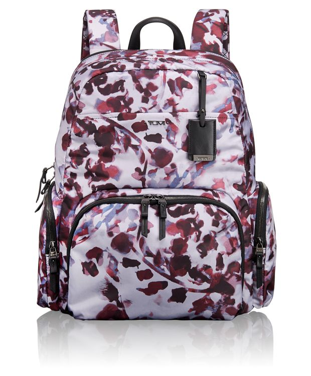 Calais Backpack in ORCHID FLORAL