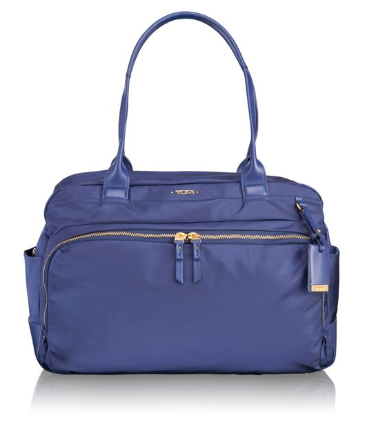 Athens Carry-All in Moroccan Blue