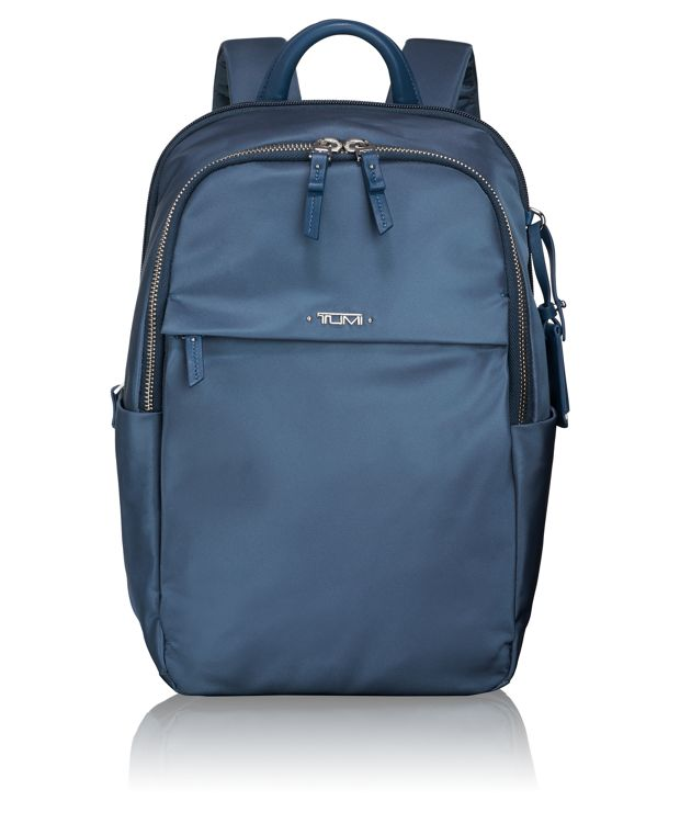Daniella Small Backpack in Cadet