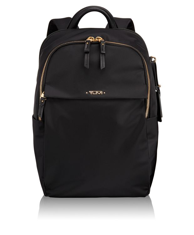 Daniella Small Backpack in Black