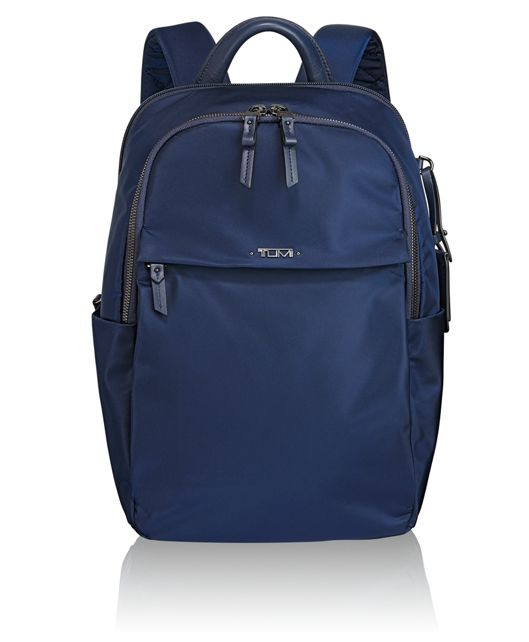Daniella Small Backpack in Indigo