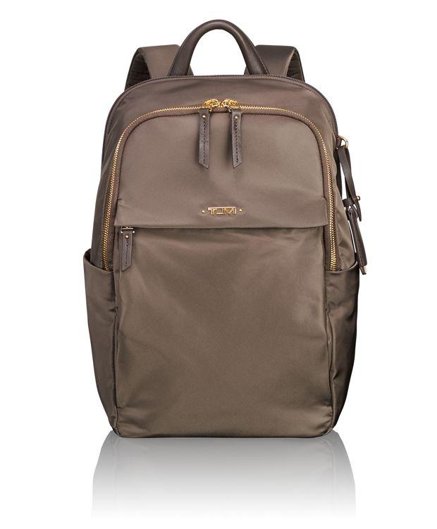 Daniella Small Backpack in Mink