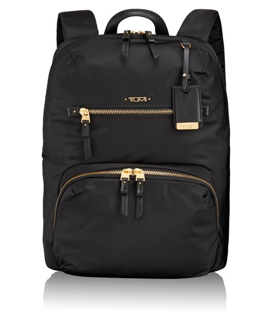 Halle Backpack in Black