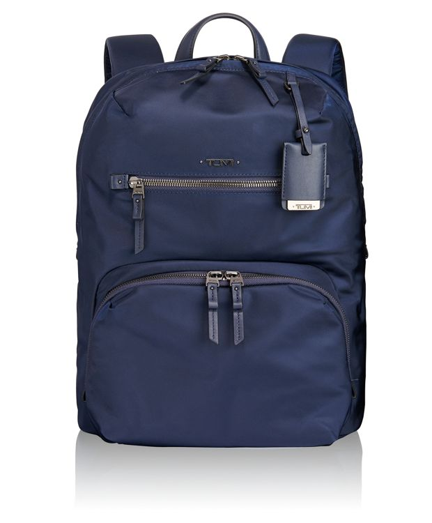 Halle Backpack in Indigo