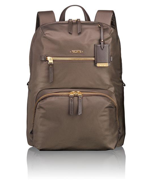 Halle Backpack in Mink