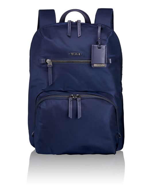 Halle Backpack in Marine