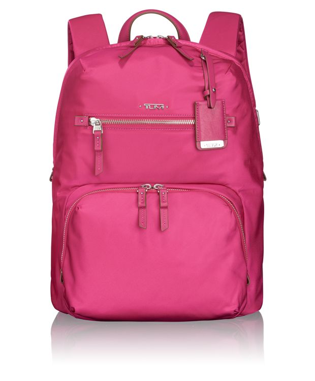 Halle Backpack in Pink