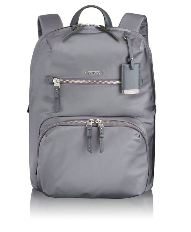 Halle Backpack in Stone