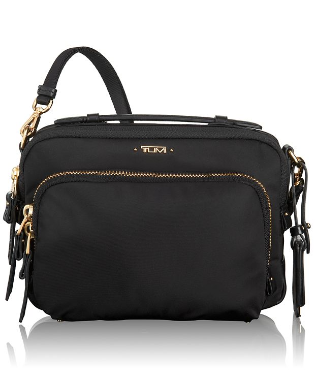Luanda Flight bag in Black