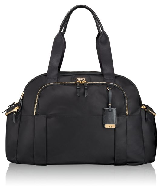 Vallarta Utility Bag in Black
