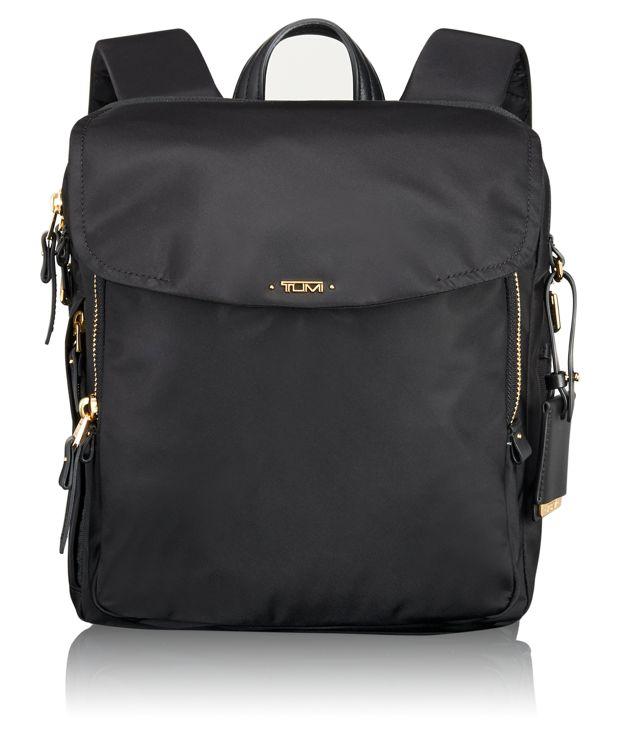 Leeds Backpack in Black