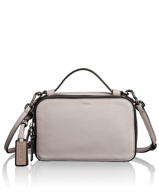 Angie Small Crossbody in ASH