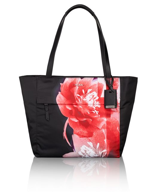 Small M-tote in Gallery Floral