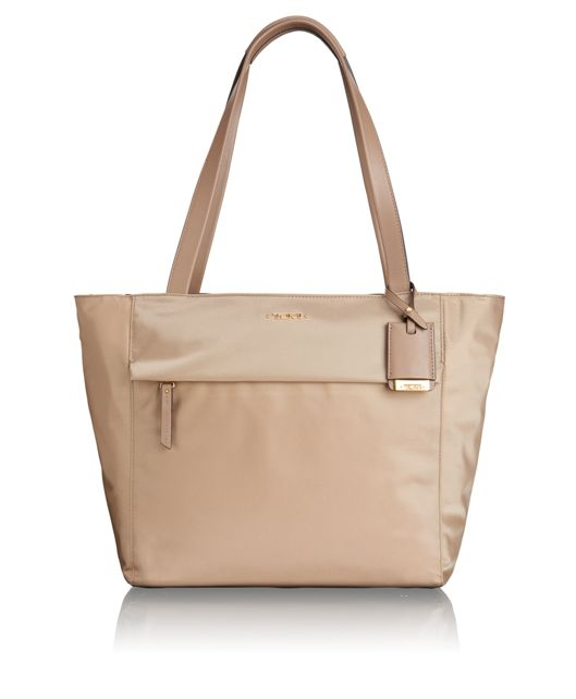 Small M-Tote in Khaki