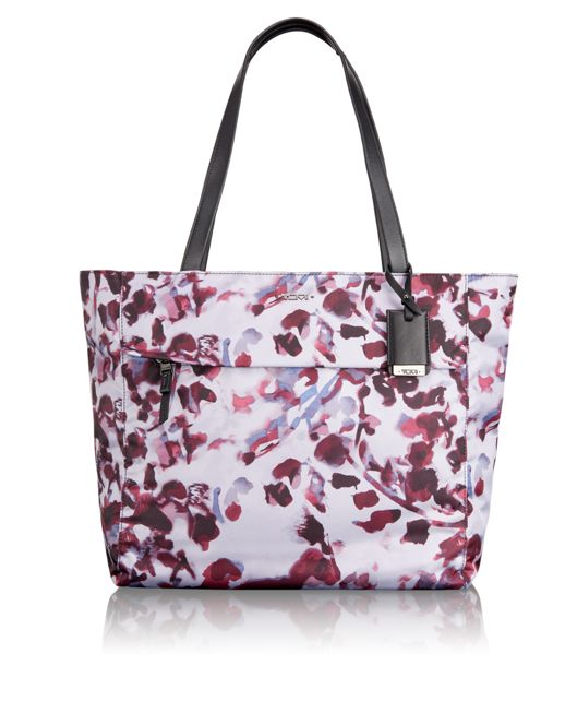 M-Tote in ORCHID FLORAL