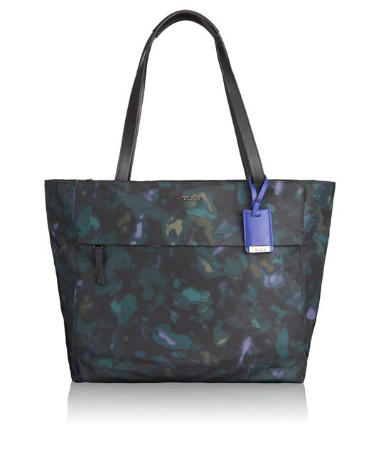 M-Tote in Pine Floral