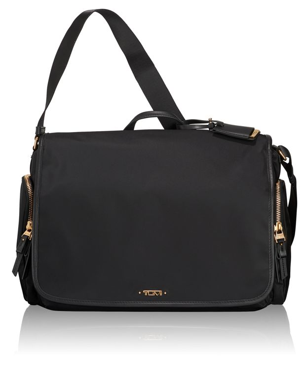 Lola Messenger in Black