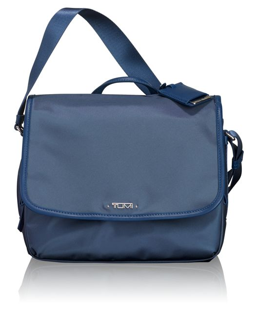 Small Lola Messenger in Cadet