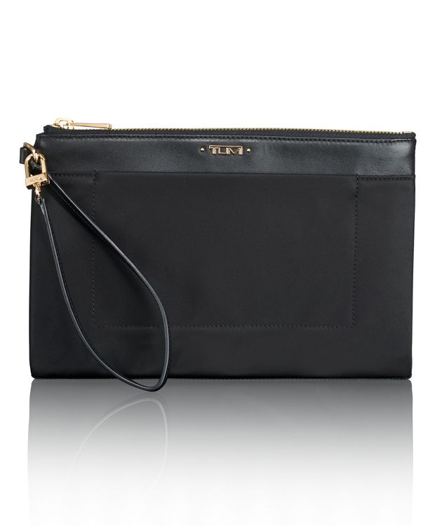 Lindley Wristlet in Black