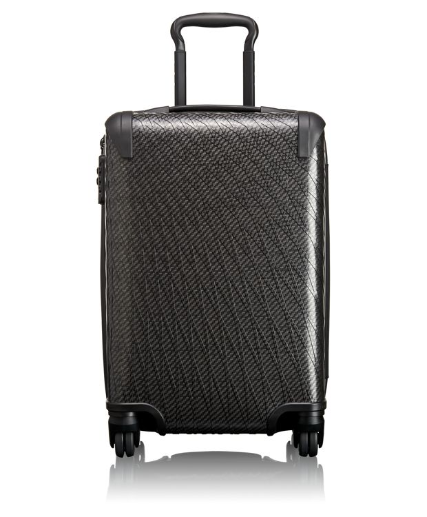 International Carry-On in Black Graphite