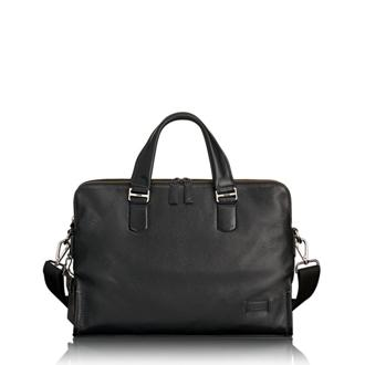 SENECA SLIM BRIEF Black - medium | Tumi Thailand