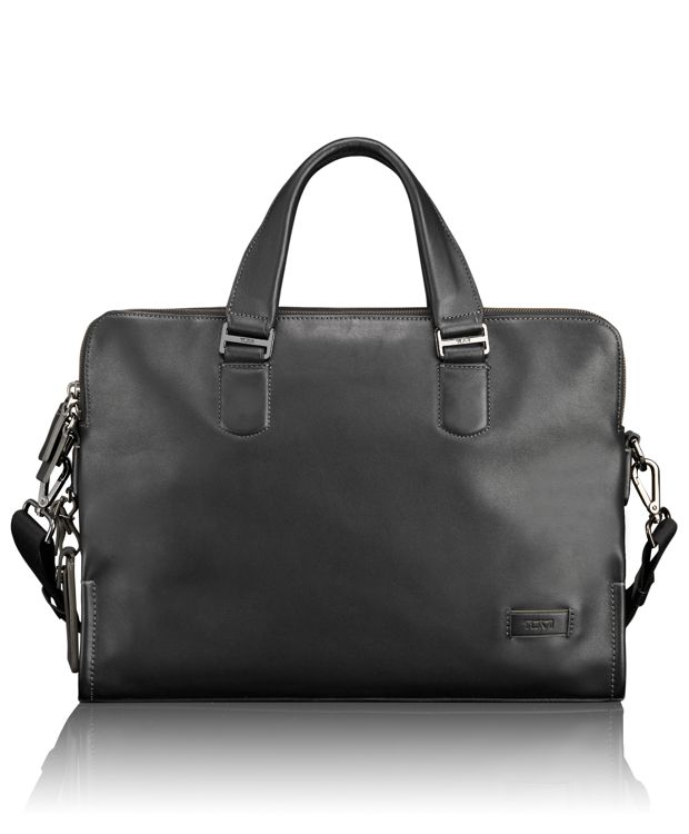 Seneca Slim Brief in Black