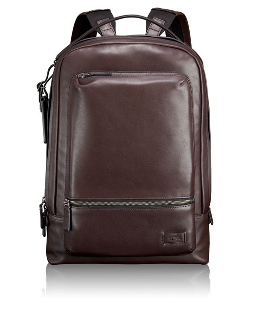 Bates Backpack in Brown