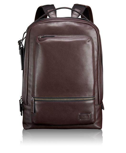 Bates Backpack in Brown