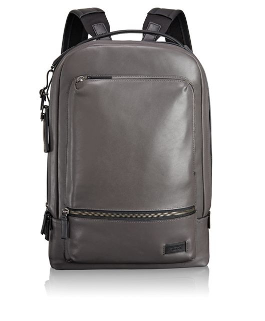 Bates Backpack in Grey