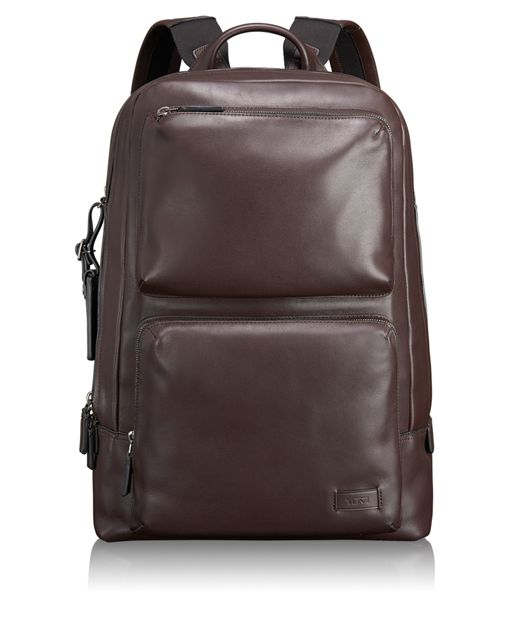 Archer Backpack in Brown