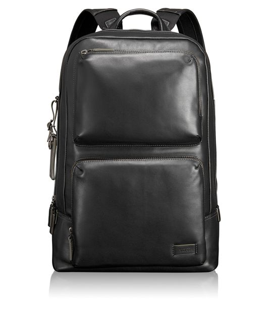 Archer Backpack in Black