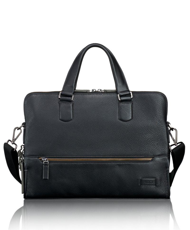 Taylor Portfolio Brief Leather