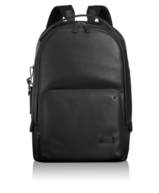 Webster Backpack in Black
