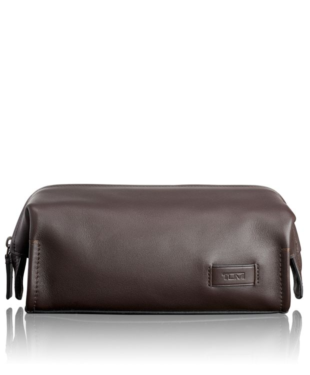 Brookside Travel Kit in Brown