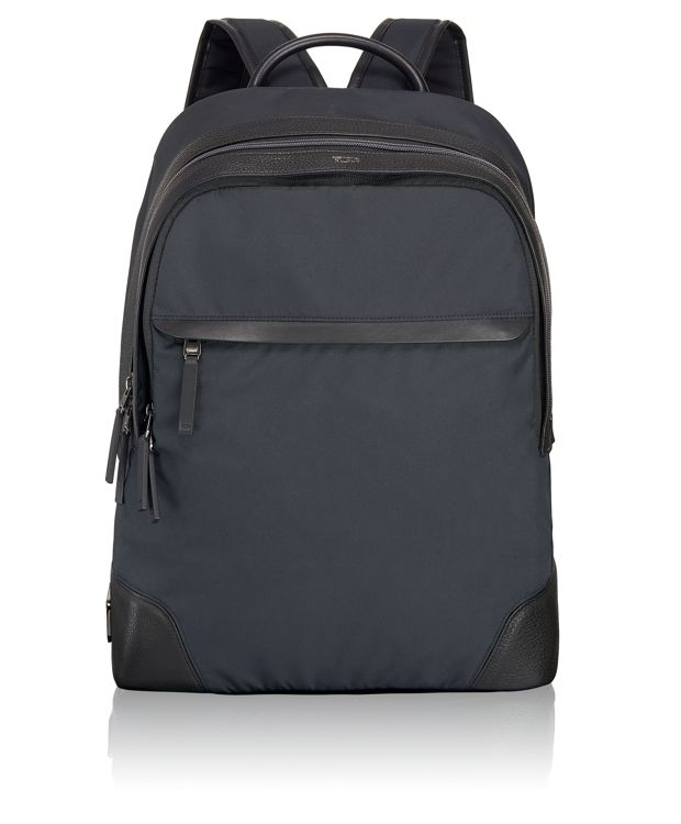 Stanford Backpack in Navy