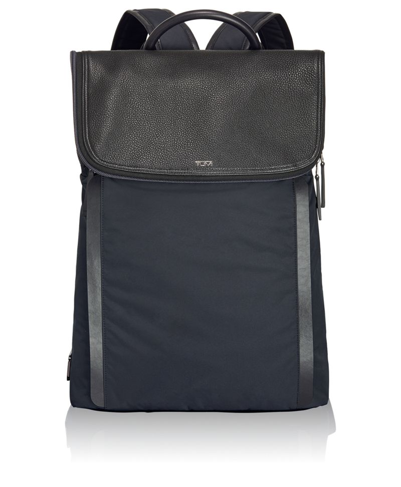 Evans Flap Backpack